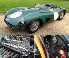 Have a cool $32 million in your pocket? I present the Aston Martin DBR1/2 ... as seen on Gear Patrol
