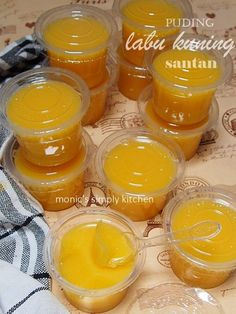 Jelly Desserts, Pudding Desserts, Thai Dessert, Agar, Kfc, Herbalism, Food And Drink, Cooking Recipes, Drinks