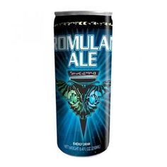 Star Trek Energy Drink Romulan Ale by Boston America Corp. Star Trek Vi, Star Trek Series, Star Wars, Star Trek Gifts, Ale, Star Trek Merchandise, Diversion Safe, Boston, Star Trek Into Darkness