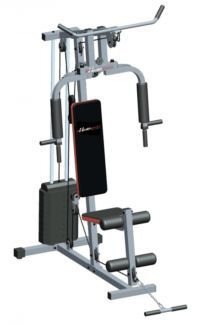 gumtree healthstream hs100 home gym order today from elite fitness rh pinterest com Physique Training Elite Performance Gym elite home gym manual