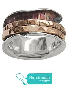 Spinner Ring from Little Rock Jewellery Studio…