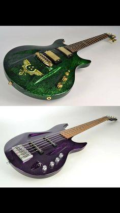 San fransisco pussy guitar strap