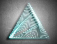 Light Triangle by Alejandro González