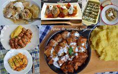 Romanian Food, Waffles, Urban, Meat, Chicken, Cooking, Breakfast, Romanian Recipes, Kitchen