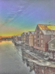From Bybroa Trondheim, Pictures, Painting, Art, Photos, Art Background, Painting Art, Kunst, Paintings