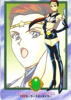 Naoko Takeuchi, Toei Animation, Bishoujo Senshi Sailor Moon, Sailor Star Maker, Taiki Kou