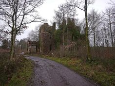 The Ruins of Milkbank House, Kettleholm by penlea1954 Milkbank House is the historic home of the Bell-Irving family and has been derelict since circa 1960. The Annandale way runs past the front of the house