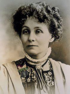 Emmeline Pankhurst, c. 1909