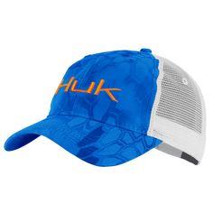 7ca511f52a5ca Huk Kryptek Logo Trucker Cap