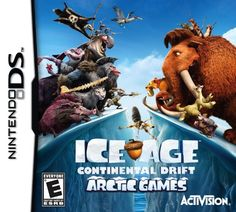 Ice Age Continental Drift Arctic Games  Nintendo DS >>> To view further for this item, visit the image link. Note:It is Affiliate Link to Amazon. #likes