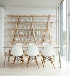 interior styling by the style files, via design and decoration de casas ideas Deco Design, Küchen Design, House Design, Design Ideas, Nordic Design, Design Projects, Modern Design, Diy Projects, Graphic Design