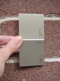 Benjamin Moore BM Stampede Paint And Brandon Beige. Dark Color For House.  Best 25 Red Brick Exteriors Ideas ...