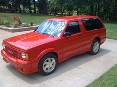 Hemmings Find of the Day - 1993 GMC Typhoon