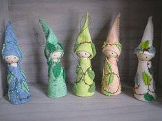 Garden pixies by Alex O on Felt