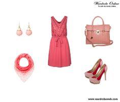 Buenos días!! Por fin viernes y hoy toca PINK yuhuuu!!  no os perdáis todos los detalles y fotos clicando aquí http://wardrobeweb.com/wardrobe-pink-colour/ feliz día!!  #fashion #dress