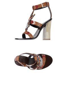 Prezzi e Sconti: #Tory burch sandali donna Coloniale  ad Euro 253.00 in #Tory burch #Donna calzature sandali