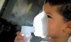 População já sofre com problemas respiratórios