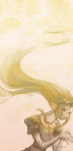 Zelda//Bly.