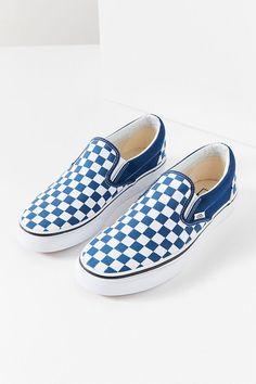 ac25090fbfe Slide View  1  Vans Classic Canvas Slip-On Sneaker Vans Sneakers