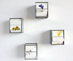 http://www.thisiscolossal.com/2014/04/new-bird-butterfly-flip-book-machines-by-juan-fontanive/