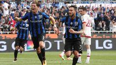 Milan nederlag til Atalanta