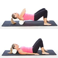 10 Ways to Use a Foam Roller..... LOVE MY FOAM ROLLER so excited to learn new ways to use it