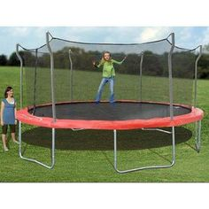 Propel 15 Ft. Trampoline with Enclosure