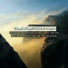 so do not weaken .....