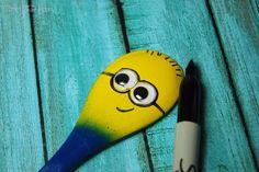 Make Minion Spoon Pu