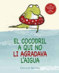 """Read """"The Crocodile Who Didn't Like Water"""" by Gemma Merino available from Rakuten Kobo. Everybody knows that crocodiles love water, but this little crocodile is different. He doesn't like water at all. In fac. Best Children Books, Childrens Books, August Pictures, Book Sites, Children's Literature, Children's Book Illustration, Animal Illustrations, Read Aloud, Books Online"""