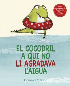 El cocodril a qui no li agradava l'aigua (Picarona)