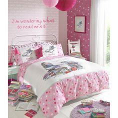 #Fun #Kids #Bedding #Matilda is full of mischief from only £33 #wineoclock #womaninbiz www.thecurtainbar.com