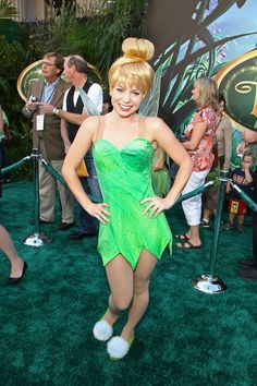 """Tinkerbell - Premiere Of Walt Disney Pictures' """"Tinker Bell"""" Blu-Ray & DVD"""