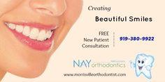 Orthodontics treatment in Cary