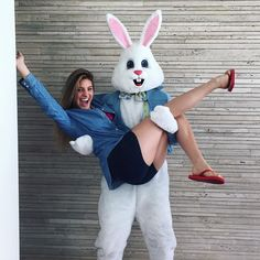 Happy Easter  #kidnappedbyabunny by lelepons