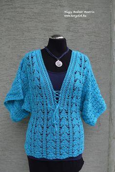 Crochet Top, Sweaters, Tops, Women, Fashion, Moda, Fashion Styles, Sweater, Fashion Illustrations