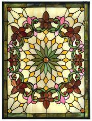 Tiffany style art glass