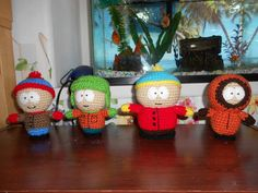 South Park Characters by ~aphid777 on deviantART