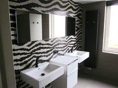 Badkamer Mozaiek Tegels : Beste afbeeldingen van mozaïek tegels badkamer bathroom
