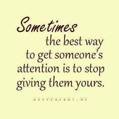 - Sometimes -