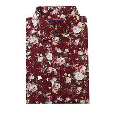 The Coda  wine floral  size xs/s