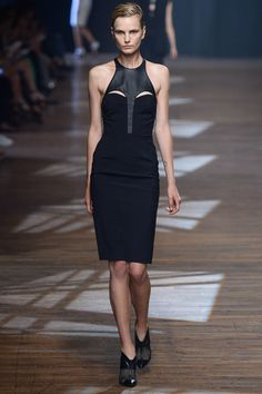 #NYFW - Runway: Yigal #Azrouël Spring 2014 Ready-to-Wear Collection