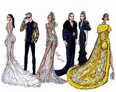 Met Gala 2015: Justin Bieber, Beyoncé, Kim Kardashian West, Rihanna, and Mary-Kate & Ashley. | Flickr - Photo Sharing!