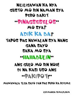Image of: Love Bitterquotesaboutlovetagalog815jpg 989 Pinterest 58 Best Hugot Love Lines Images Pinoy Quotes Tagalog Love Quotes
