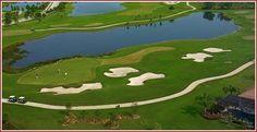 Bradenton Florida golf course and homes for sale around them