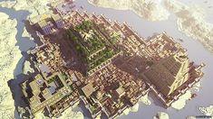 Download: http://minecrafteon.com/babylon-minecraft-map/