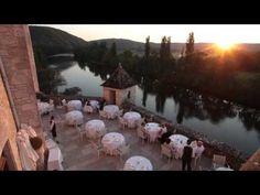 @ Relais & Chateaux - Château de la Treyne. Hotel and restaurant on a river. 46200 Lacave (Lot). France #relaischateaux #treyne #chateau