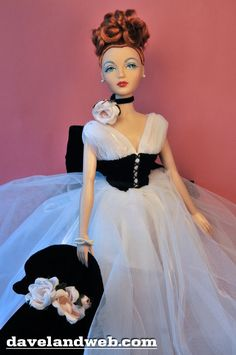'Covent Garden' Gene Marshall doll by Mel Odom..got myself one of these pretty dolls the other day :)