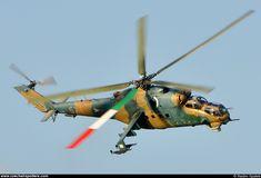 """Mil """"Mi-24D"""" (""""Hind-D""""), """"574""""/K220574, Hungary AF.   Kecskemet (LHKE), 08.08.2010."""
