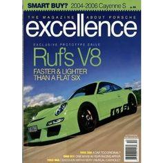 EXCELLENCE/US ist DAS Magazin für alle Porsche Fans. Die unterschiedlichsten Typen, technische Besonderheiten, alles nur erdenkliche Zubehör, Rennen, Treffen, Ausstellungen, Historisches und viel Bildmaterial: all dies bietet EXCELLENCE